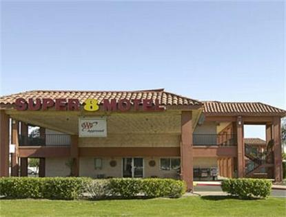 Super 8 Motel   Indio