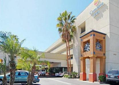 Comfort Inn And Suites Lax Airport