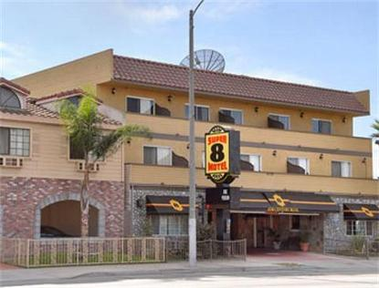 Super 8 Motel   Inglewood/Airport Lax