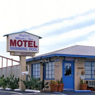 Safari Motor Inn   Joshua Tree