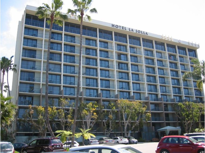 Hotel La Jolla At The Shores