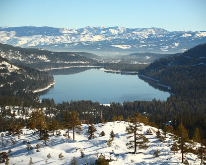 Lake Tahoe Resorts Ski Resorts In Tahoe