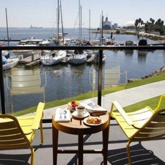 Coast Long Beach Hotel