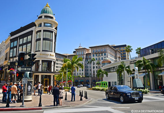 Rodeo Drive Stores