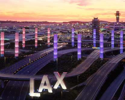 Car rentals los angeles international airport