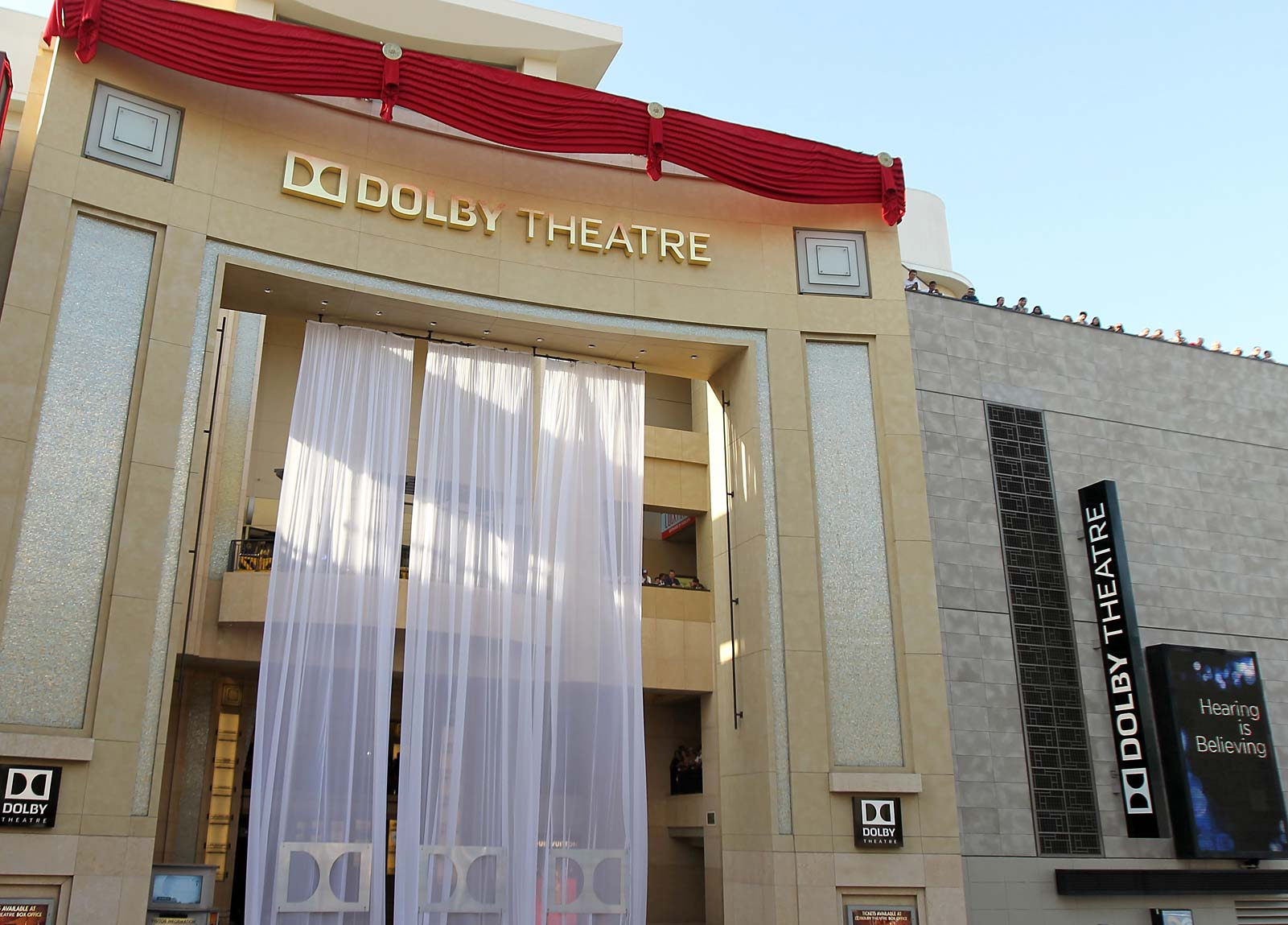 Hotels Near Dolby Theater Los Angeles