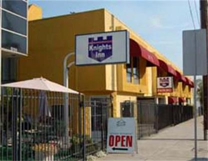 Knights Inn Los Angeles