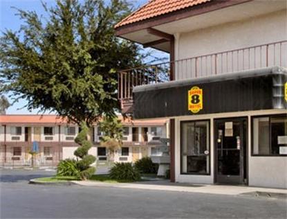 Super 8 Motel   Madera