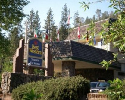 Best Western Yosemite Way Station Motel