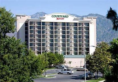 Courtyard Los Angeles Pasadena Monrovia