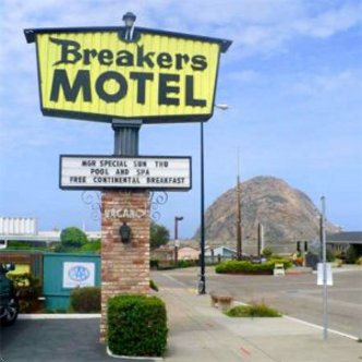 Breakers Motel Morro Bay