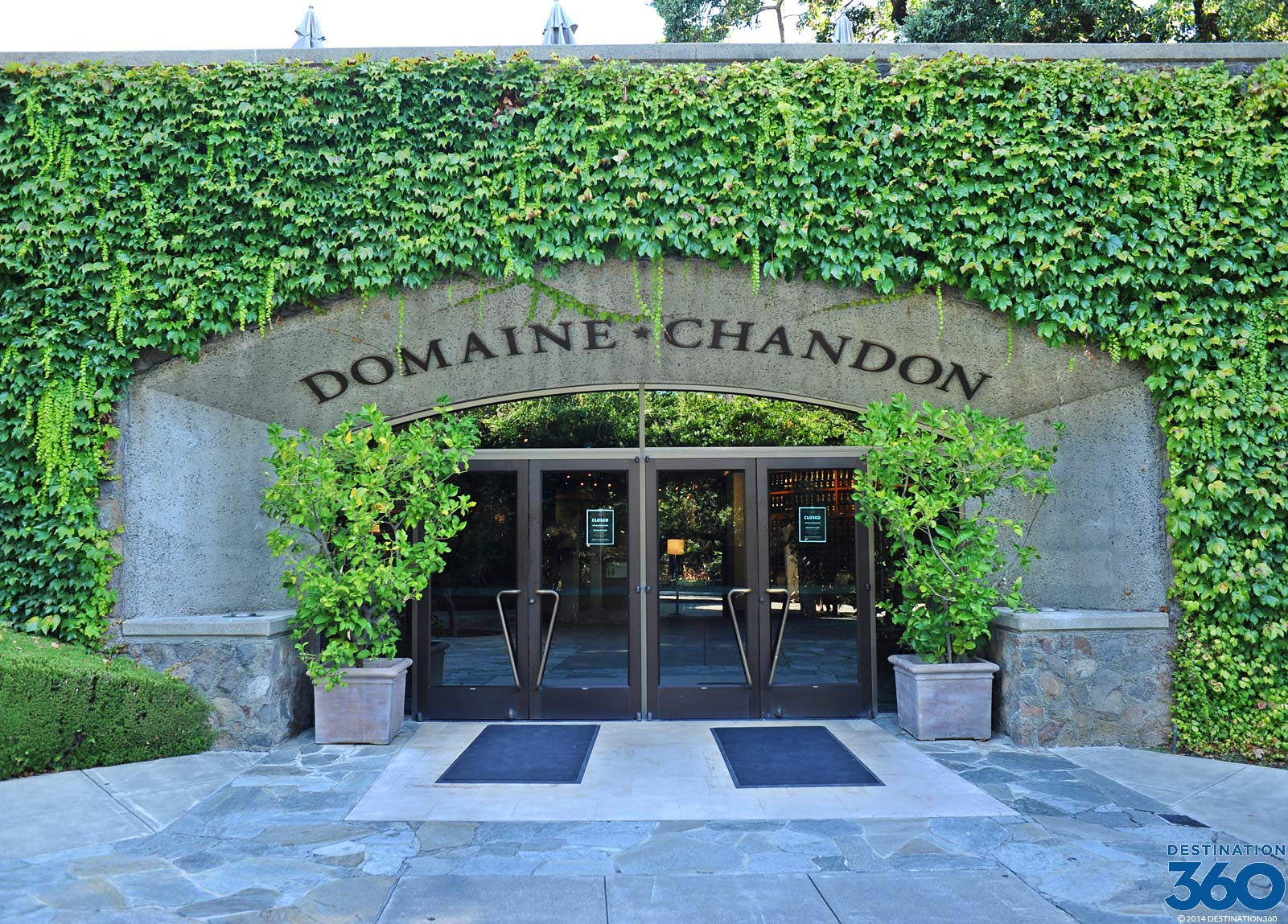 Domaine Chandon Virtual Tour