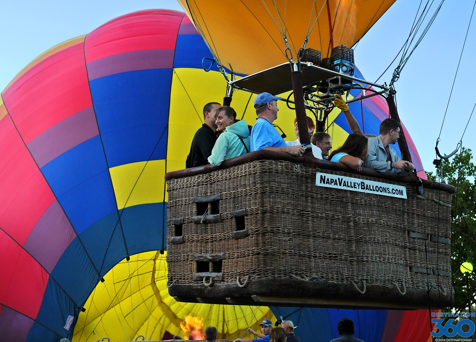 Balloon Rides Virtual Tour