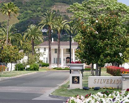 Silverado resort napa - silverado country club