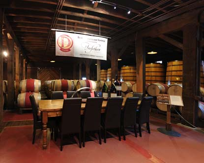 Trefethen Tasting Room Virtual Tour