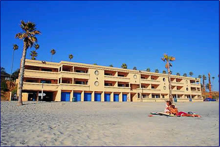 Southern California Beach Club Condos