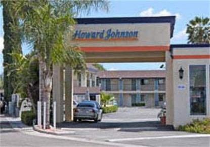 Howard Johnson Express Inn   Orange