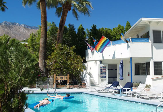 Gay palm springs ca hotel