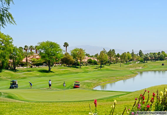 Palm Springs Golf Clubs
