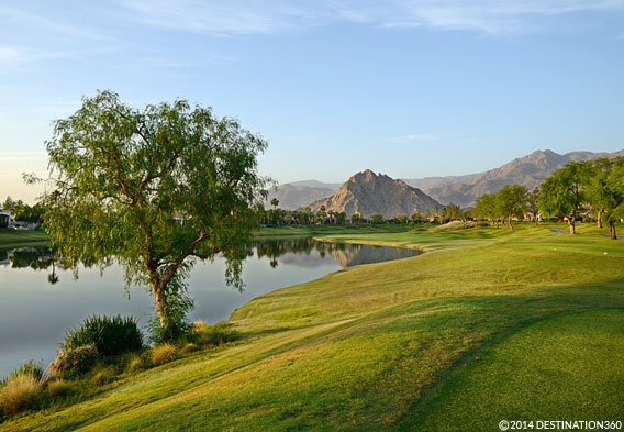 Palm Springs Golf Vacation