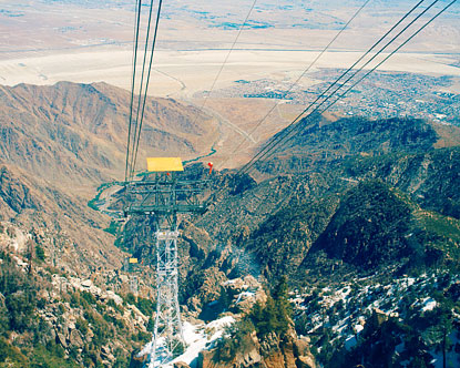 Palm Springs Tram Palm Springs Aerial Tramway