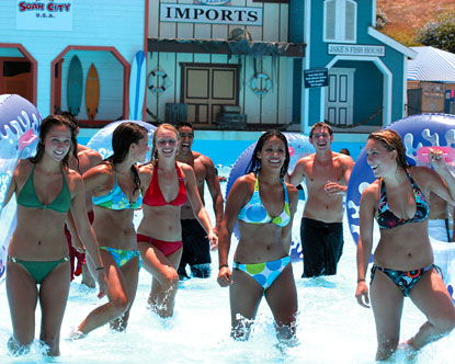 Waterpark Attractions in Palm Springs