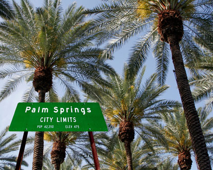 Palm Springs Car Rentals