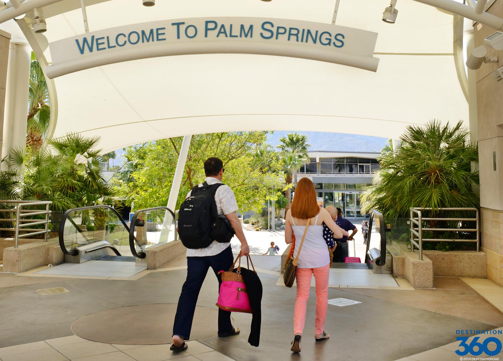 Palm Springs Airline Tickets
