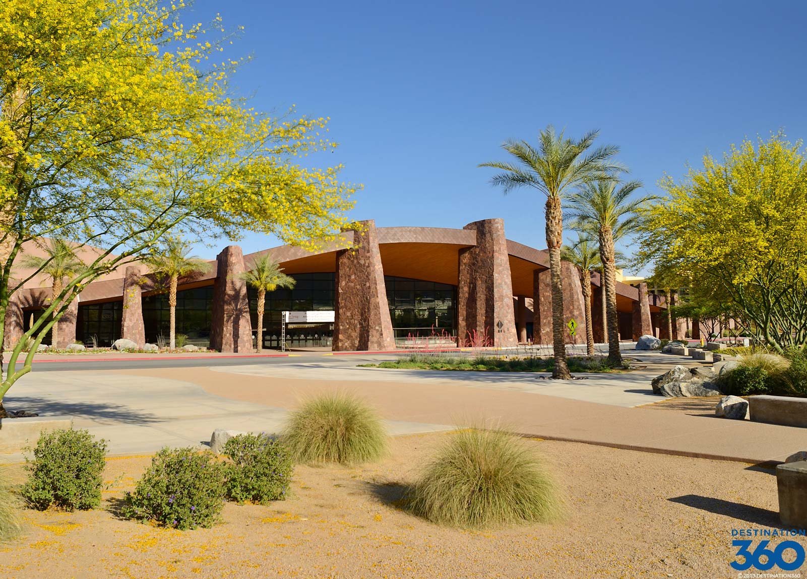 travel hotels near palm springs convention center