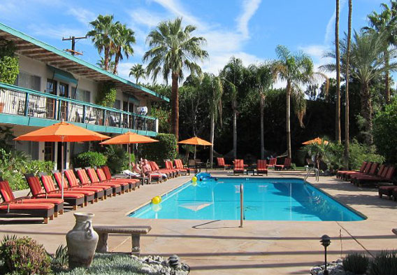 Palm Springs Gay Resort - Vista Grande