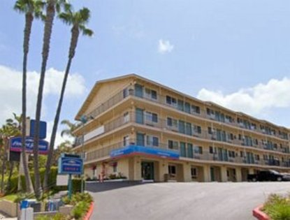 Howard Johnson Express Inn   San Diego