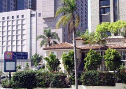 Best Western Cabrillo Garden Inn San Diego Deals See Hotel