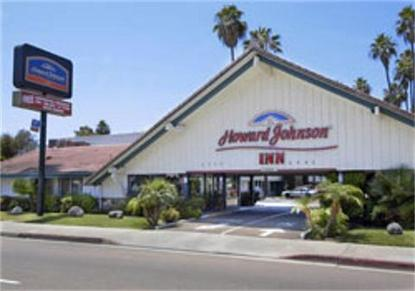 Howard Johnson Inn   San Diego