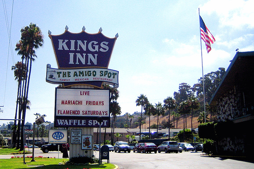 Kings Inn   San Diego
