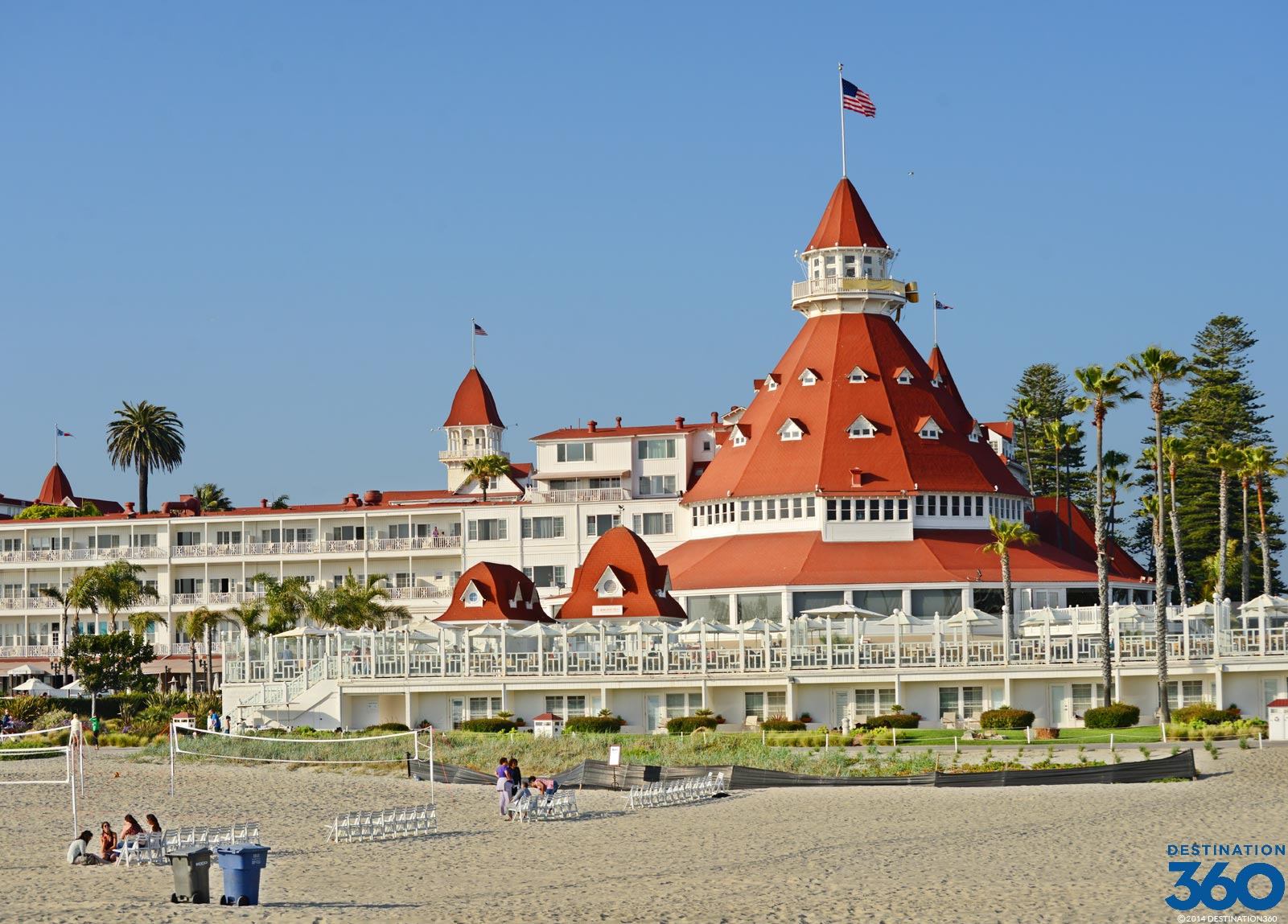 San Diego Beach Hotels - San Diego Hotels on the Beach
