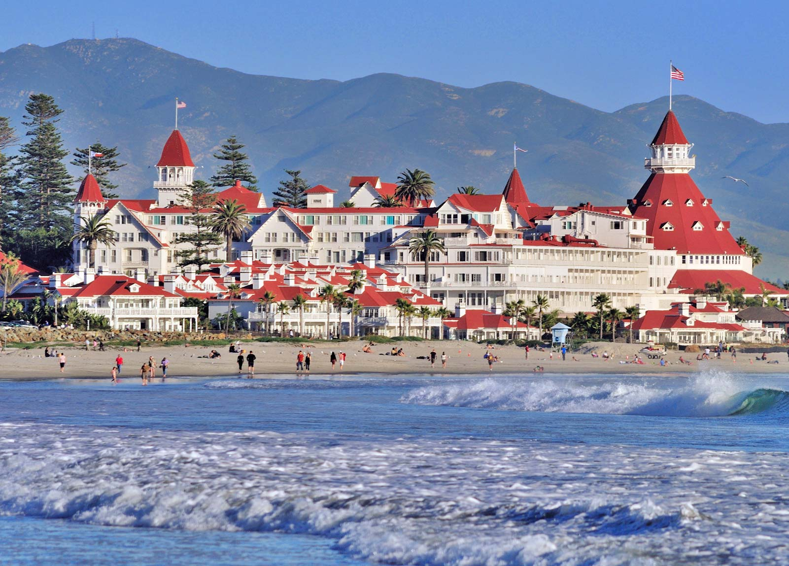 Coronado Beach Hotels Virtual Tour