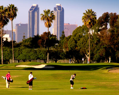 Golf in San Diego