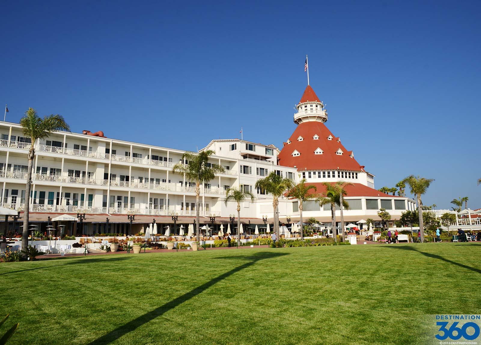 Hotel Del Coronado Hotel Del Coronado In San Diego