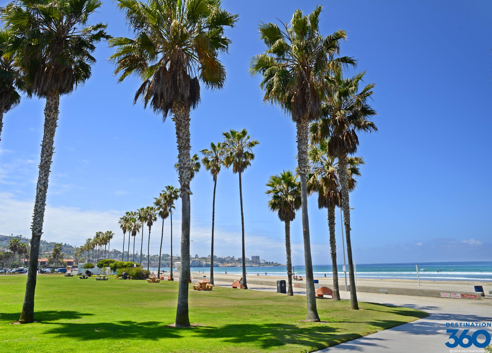 La Jolla Beaches Virtual Tour