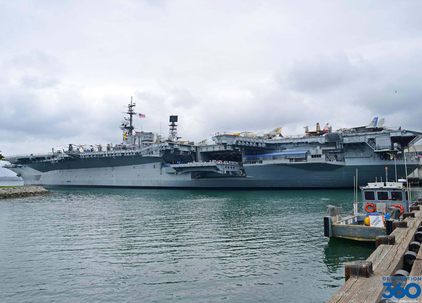 USS Midway Museum Virtual Tour