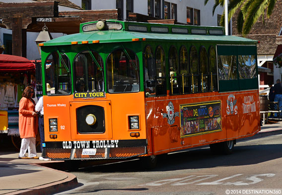 Trolley Tours San Diego