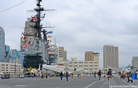 USS Midway Tours