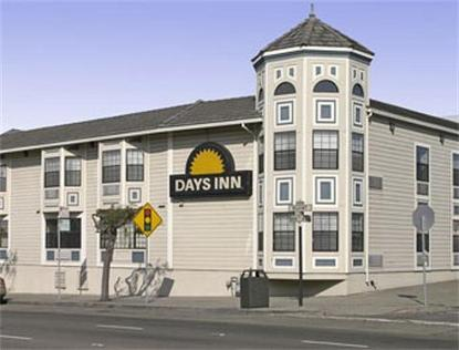 Days Inn San Francisco At The Beach