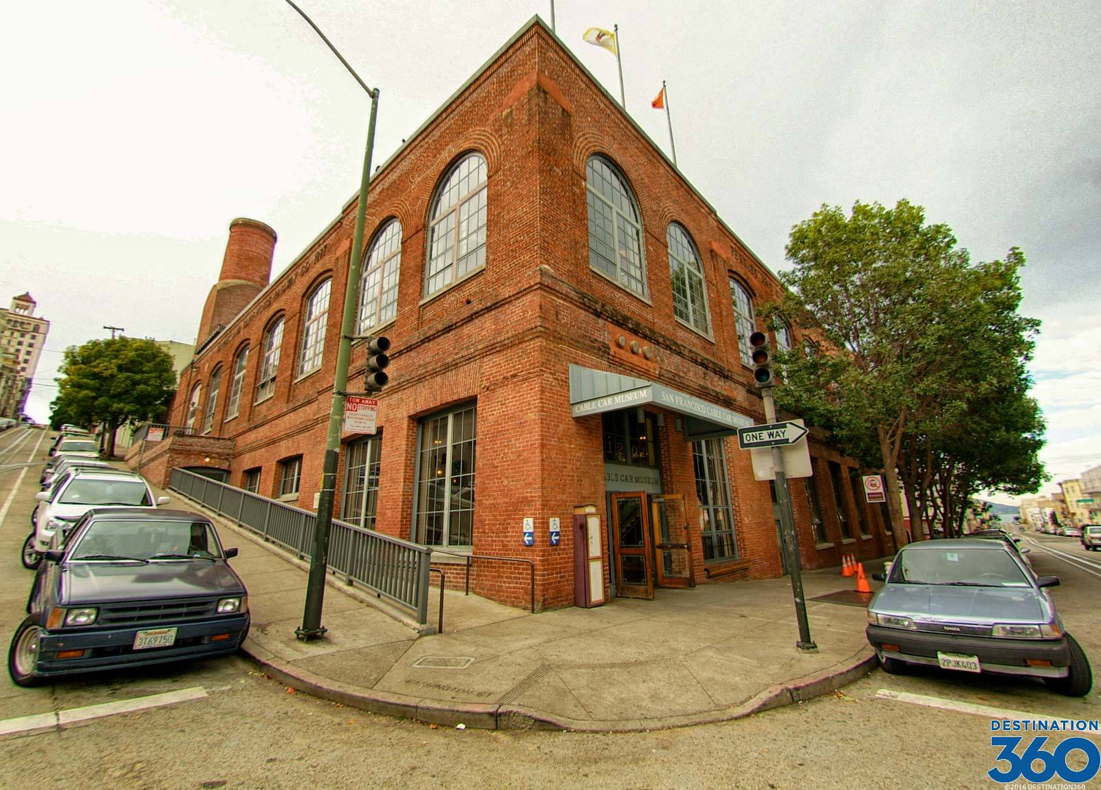 Cable Car Museum Virtual Tour