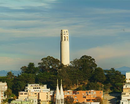 Coit Tower Virtual Tour