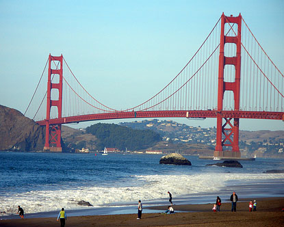 Golden Gate Bridge History