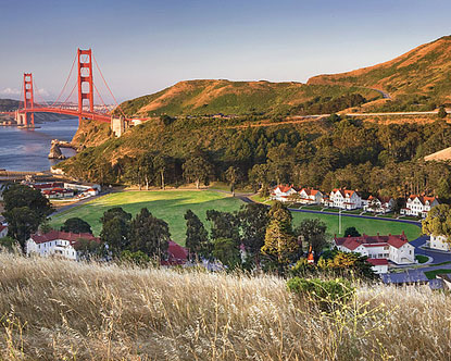 Hotels Near Golden Gate Bridge