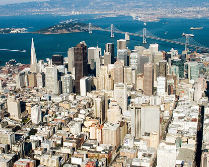 San Francisco Skyline Virtual Tour