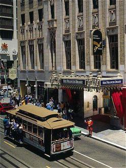 Sir Francis Drake Hotel A Kimpton Hotel San Francisco Deals