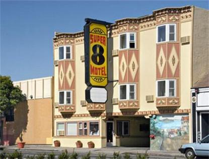 Super 8 Motel   San Francisco/Fishermans Wharf Area